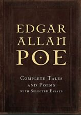 Edgar Allan Poe: Complete Tales and Poems with Selected Essays