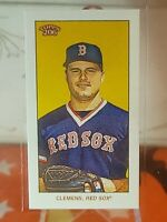 2020 Topps T-206 Series 5 Roger Clemens Sovereign Back SP - Red Sox