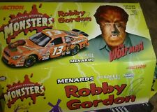ACTION 1/24 ROBBY GORDON 2000 MONSTERS THE WOLFMAN/MENARDS #13 FORD TAURUS