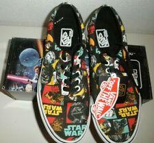 NEW VANS STAR WARS Sneakers 9 42 8.5 Shoes Boba Fett Darth Vader Han Solo Jawa