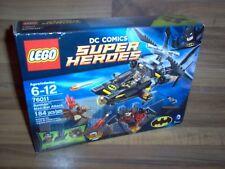 Lego Set 76011 - Super Heroes - Batman : Man-Bat Attack / DC Comics 2014 Neuf
