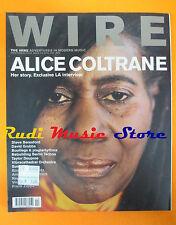 rivista WIRE 218/2002 Alice Coltrane Steve Beresford David Grubbs  * No cd