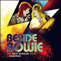 BESIDE BOWIE : THE MICK RONSON STORY - SOUNDTRACK CD ~ DAVID~IAN HUNTER ++ *NEW*