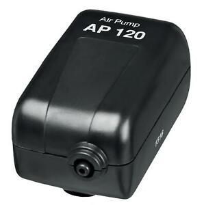 Trixie Aquarium Air Pump Outlet AP 120 L/H 2.5W, Low-Noise for up to 50L Tanks
