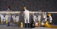 "Grayling 60"" x 72"" Glove Bags Extended Run / Asbestos"