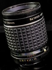 [Good] TAKUMAR BAYONET 135mm f2.5 telephoto lens for Pentax K mount 35mm SLR