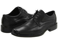 NIB ECCO Mens New Jersey Tie Oxford, Black, 47 EU US Mens 13-13.5