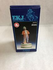 Cleaning Up Emmett Kelly Jr Flambro Musical Collection music box