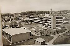 29339 Foto AK Biberach Riß Wieland-Gymnasium wohl 60er Jahre