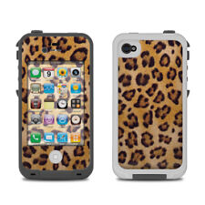 Skin for LifeProof iPhone 4/4S - Leopard Spots by Animal Prints - Sticker Decal