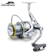 CAMEKOON Offshore Surfcasting Spinning Fishing Reel Metal Body Long Casting Reel