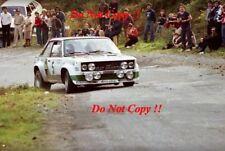 Sandro Munari Alitalia Fiat 131 Abarth Tour de Corse Rally 1978 Photograph 1