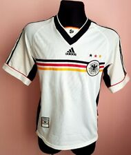 GERMANY 1998 2000 ADIDAS HOME FOOTBALL VINTAGE SHIRT JERSEY camiseta maglia