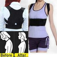 Back Posture Corrector Support Correction Lumbar Shoulder Brace Belt Therapy ZH