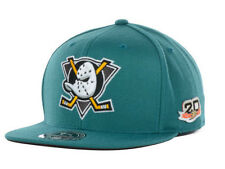 2013 - 2014 Anaheim Mighty Ducks 20th Anniversary Mitchell & Ness Fitted Hat