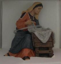 VIRGEN - FIGURA  BELEN DE J.L.MAYO-DEL PRADO-