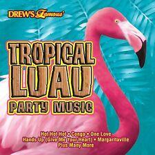 Drew's Famous TROPICAL LUAU PARTY MUSIC: HAWAIIAN TIKI SOUNDS OF THE ISLANDS CD!
