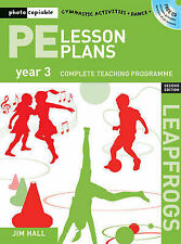 PE Lesson Plans Year 3 - 9781408109946
