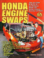 Honda Civic and Del Sol Engine Swaps 1993 1994 1995 1996 1997 1998 1999 2000