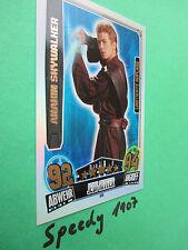 Force Attax Star Wars Anakin Skywalker  Movie Cards Serie 3 limitierte Auflage