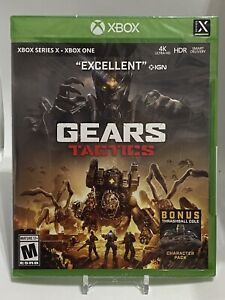 Gears Tactics for Xbox Series X & Xbox One  Brand New & Factory Sealed