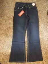 NWT GYMBOREE ~ MOUNTAIN CABIN flare denim blue jeans pants ~ girls 10