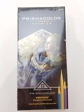 Prismacolor Premier Verithin Colored Pencil Set of 12 Colors 2476