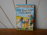 THE RAILWAY CHILDREN vintage Ladybird Book CHILDREN'S CLASSICS gloss 1st Edition
