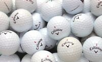 20 Callaway Chrome Chrome Soft Golf Balls Pearl/A Grade FREE ROYAL MAIL TRACKED