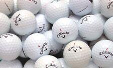 20 Callaway Cromato e cromate morbide palline da golf grado B