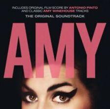 AMY WINEHOUSE/ANTONIO PINTO Amy Soundtrack CD BRAND NEW