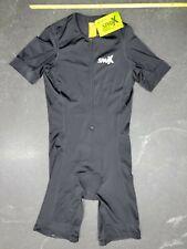 Sparx Men Elite Aero short Sleeve Triathlon Suit Skinsuit Team Tri Suit 0XL