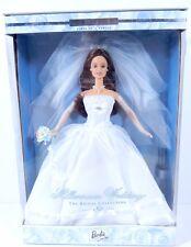 NIB BARBIE DOLL 1999 MILLENNIUM WEDDING BRIDAL COLLECTION FIRST