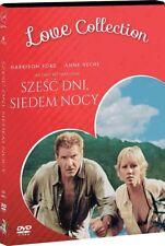 SZEŚĆ DNI, SIEDEM NOCY (SIX DAYS, SEVEN NIGHTS) - DVD