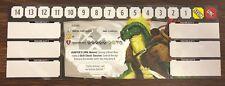 Dragonfire Ranger Lizardfolk Promo Card
