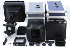 【MINT+++】 SINAR P2 8x10 4x5 Large format + Nikor 150 210 300 Lens x3 From Japan