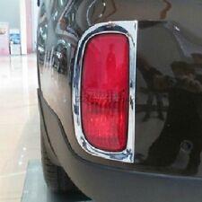 For KIA Sorento 2013 2014 Tail Rear Fog Light Lamp Cover Trim Decoration Chrome