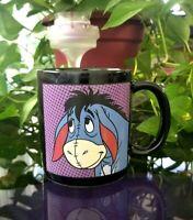 Disney Store Eeyore Winnie The Pooh Donkey Series Coffee Tea Mug Cup Excellent!