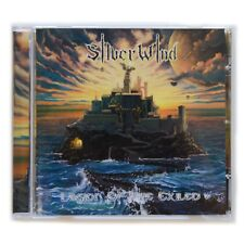SILVER WIND - LEGION OF THE EXILED, CD NO REMORSE REC 2017 HAMMERFALL RAM NEW
