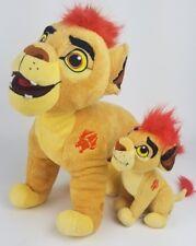 Disney's Plush Simba Talking Roars Lights up Lion King Guard and Mini Lot of 2
