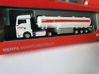 MAN TGX   ESSO Mineralöl Logistik    BENZINTANK   Tankstellenzufuhr LKW   309509
