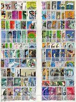 Repubblica - Lotto di 119 francobolli - Usati