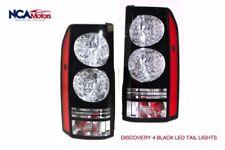 Land Rover Discovery 4 Rear Black LED Tail Light Set LR052395 / LR052397 - Valeo