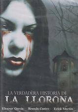 DVD - La Verdadera Historia De La Llorona NEW Eleazar Garcia FAST SHIPPING !