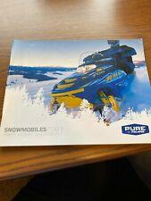 2003 Polaris Snowmobile Parts, Apparel & Accessories Brochure Catalog