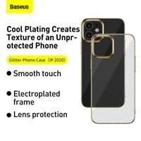Baseus For Apple iPhone 12/Pro/Max/mini Case Ultra Hybrid Clear Hard Slim Cover