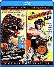 The Beast of Hollow Mountain/The Neanderthal Man (Blu-ray Disc, 2014, 2-Disc...