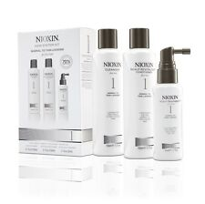 NIOXIN System 1 Trial Kit Fine Natural Normal Thin Looking Hair 150ml