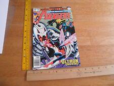 The Avengers 202 comic book 1980 Bronze Age F Ultron