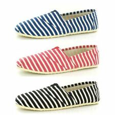 Zapatos informales de hombre alpargatas textiles